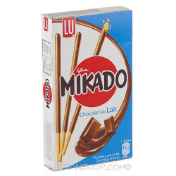 Buy-Achat-Purchase - LU MIKADO milk chocolate 75 g - Biscuits - LU