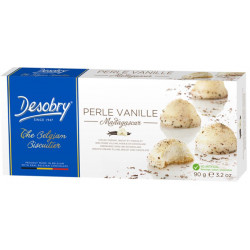 Buy-Achat-Purchase - Desobry Perle Vanille Madagascar 90g - Biscuits - Desobry