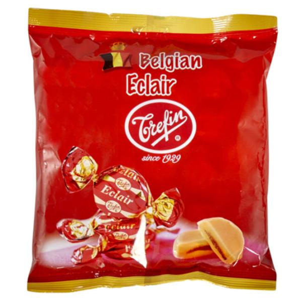 Trefin Belgian Eclair 450 gr - Fruit candy / Dextrose - Trefin