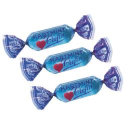 Buy-Achat-Purchase - Trefin Belgian Hartmint 600 gr - Fruit candy / Dextrose - Trefin