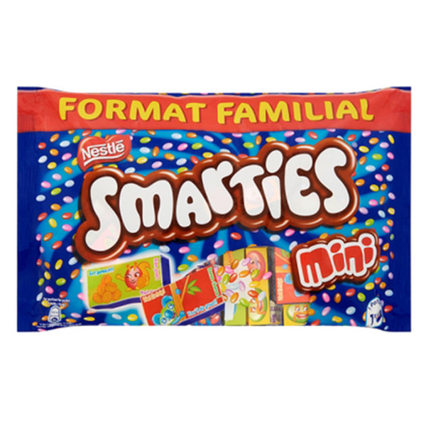 Buy-Achat-Purchase - NESTLE Smarties Mini 375g - Candybars - Nestlé