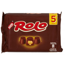 Buy-Achat-Purchase - NESTLE Rolo 5x52g Pack - Candybars - Nestlé