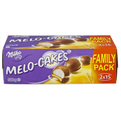 Buy-Achat-Purchase - MILKA Melo-Cakes 30pcs 500 g - Candybars - Milka