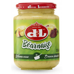 Buy-Achat-Purchase - Devos&Lemmens Bearnaise Hot Sauce 300ml - Sauces - Devos&Lemmens