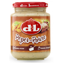 Buy-Achat-Purchase - Devos&Lemmens Pepper Hot Sauce 300ml - Sauces - Devos&Lemmens