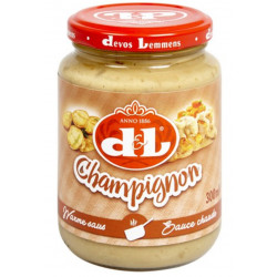 Devos&Lemmens Champignon Hot Sauce 300ml - Sauces - Devos&Lemmens
