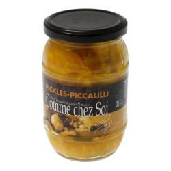 Piccalilli sauce - Comme Chez Soi 355g - Sauces -