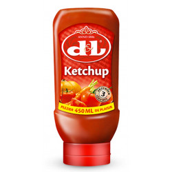 Buy-Achat-Purchase - Devos&Lemmens Ketchup 450ml Squeeze - Sauces - Devos&Lemmens