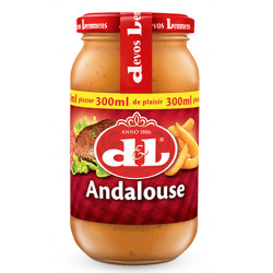 Buy-Achat-Purchase - Devos&Lemmens Andalouse - 300ml - Sauces - Devos&Lemmens