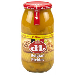 Devos&Lemmens Belgian Pickles - Sauces - Devos&Lemmens