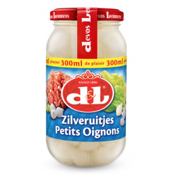 Devos&Lemmens Onions - 300ml - Sauces - Devos&Lemmens