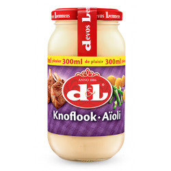 Buy-Achat-Purchase - Devos&Lemmens Aïoli sauce - 300ml - Sauces - Devos&Lemmens