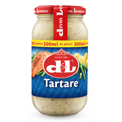 Buy-Achat-Purchase - Devos&Lemmens Tartare sauce - 300ml - Sauces - Devos&Lemmens