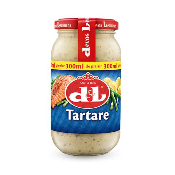 Buy-Achat-Purchase - Devos&Lemmens Tartare sauce - 300ml - Sauces - Devos&Lemmens
