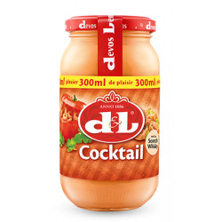 Buy-Achat-Purchase - Devos&Lemmens Sauce Cocktail - 300ml - Sauces - Devos&Lemmens