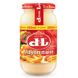 Devos&Lemmens Mayonnaise with eggs - 300ml - Sauces - Devos&Lemmens