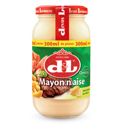 Devos&Lemmens Mayonnaise with lemon - 300ml - Sauces - Devos&Lemmens