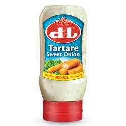 Buy-Achat-Purchase - Devos&Lemmens Special Tartare 300ml Squeeze - Sauces - Devos&Lemmens