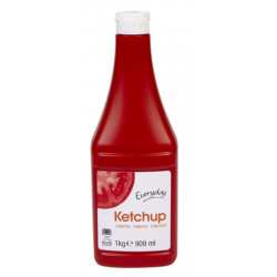 Buy-Achat-Purchase - Everyday Ketchup 1kg - Sauces - Everyday