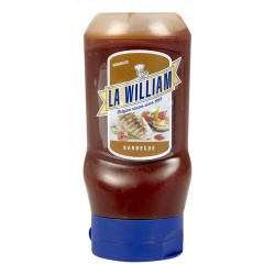 Buy-Achat-Purchase - La William BBQ Squeeze sauce bbq 280ml - Sauces - La William
