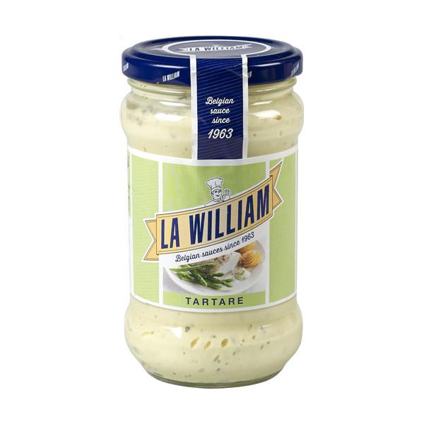 La William TARTARE 300ml - Sauces - La William