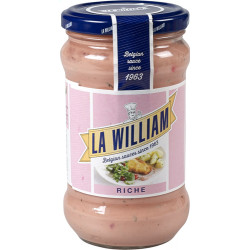 La William RICHE 300ml - Sauces - La William
