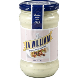 La William PITTA 300ml - Sauces - La William