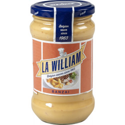 La William BANZAÏ 300ml - Sauces - La William