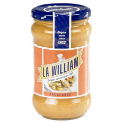 La William ANDALOUSE 300ml - Sauces - La William