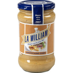 Buy-Achat-Purchase - La William AMERICAINE CHEF 300ml - Sauces - La William