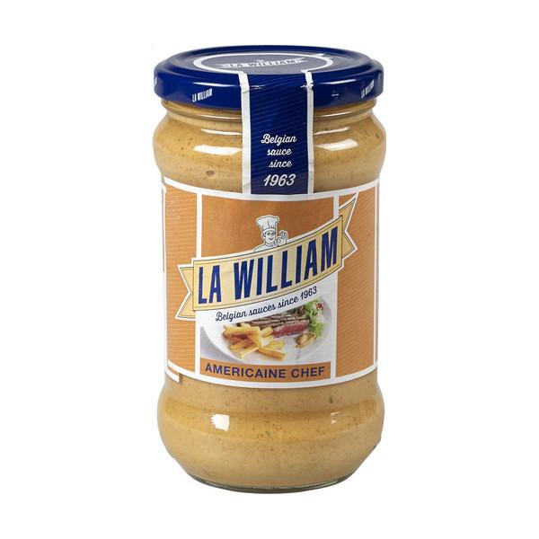 La William AMERICAINE CHEF 300ml - Sauces - La William