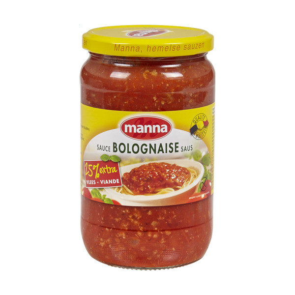 Buy-Achat-Purchase - Manna BOLOGNAISE 690g - Sauces - Manna