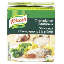 KNORR Tetra Champignon sauce 300ml - Sauces - Knorr