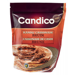 Buy-Achat-Purchase - CANDICO cassonade brune 750g - Sugars - Candico