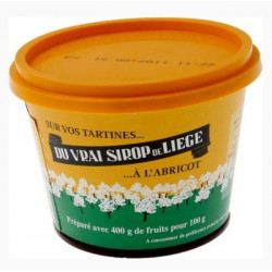 Buy-Achat-Purchase - MEURENS Vrai Sirop de Liège - Abricot 300gr - Honey / Syrup - Meurens