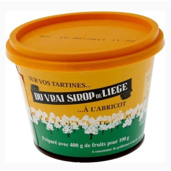 Buy-Achat-Purchase - MEURENS Vrai Sirop de Liège - Abricot 300gr - Honey / Syrup - Meurens