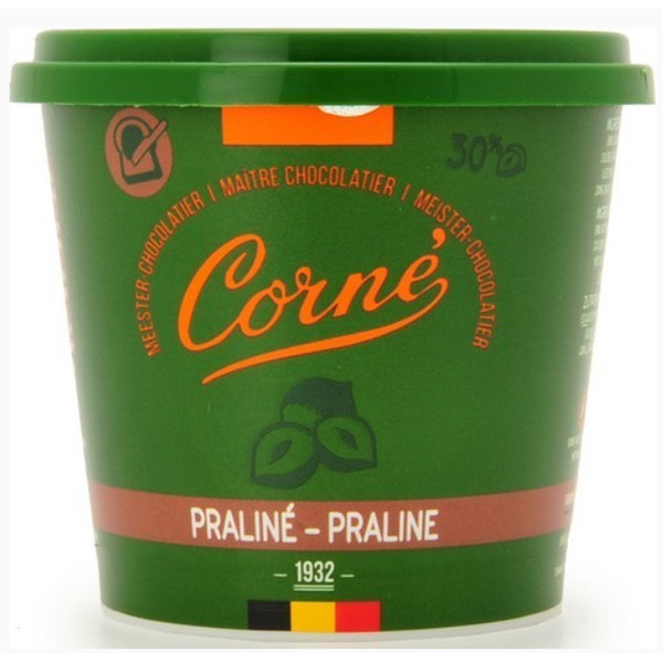 Corné Praliné Spread 200g - For Tartine - Corne Port Royal