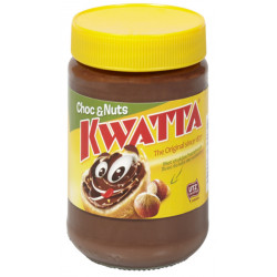Buy-Achat-Purchase - KWATTA Choc & Nuts 400g - Choco - Kwatta