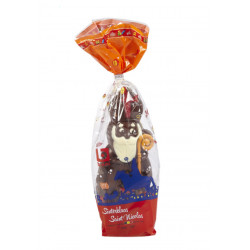 Buy-Achat-Purchase - BONI SELECTION St Nicolas Dark 180g - Chocolate Gifts - BONI Selection