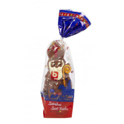 Buy-Achat-Purchase - BONI SELECTION St Nicolas Milk 180g - Chocolate Gifts - BONI Selection