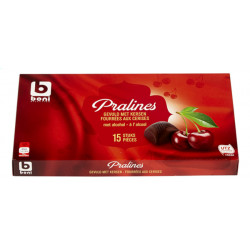 Buy-Achat-Purchase - BONI SELECTION Cherry Pralines 165g - Chocolate Gifts - BONI Selection