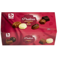 Buy-Achat-Purchase - BONI SELECTION Pralines Assortiment 250g - Chocolate Gifts - BONI Selection