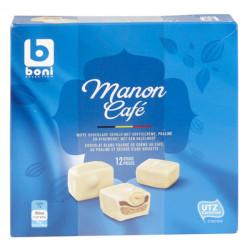 Buy-Achat-Purchase - Boni Selection Manon Coffee 12 pcs 205 g - Chocolate Gifts - BONI Selection