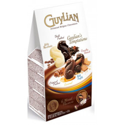 Guylian's Temptations Impulse Pack 124g - Chocolate Gifts - Guylian