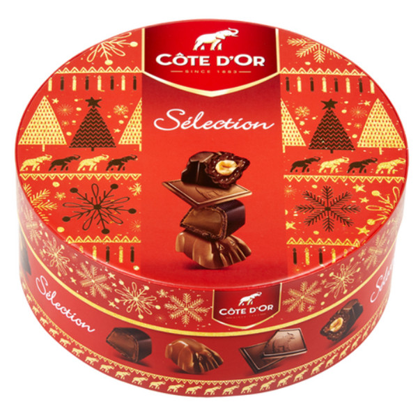 Buy-Achat-Purchase - COTE D'OR Selection 349 g - Cote d'Or - Cote D'OR