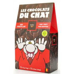 Langues de Chat Dark Crispy - Galler -