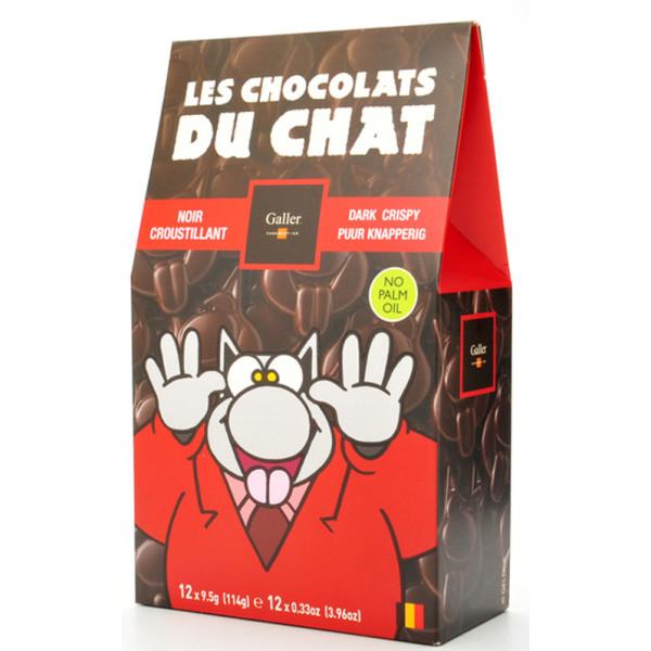 Buy-Achat-Purchase - Langues de Chat Dark Crispy - Galler -