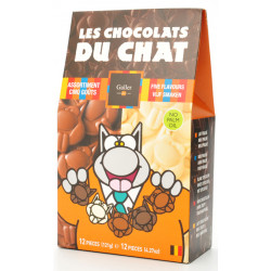 Langues de Chat Assortment - Galler -