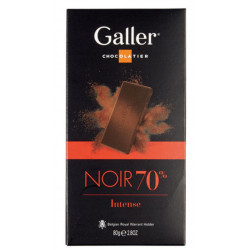 Buy-Achat-Purchase - Galler Tablet Noir Intense 70 % - Galler - Galler