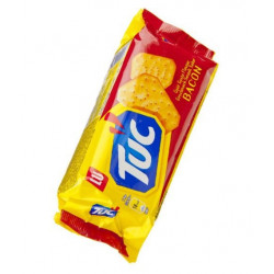 LU Tuc Bacon 3 X 100G - Chips - LU